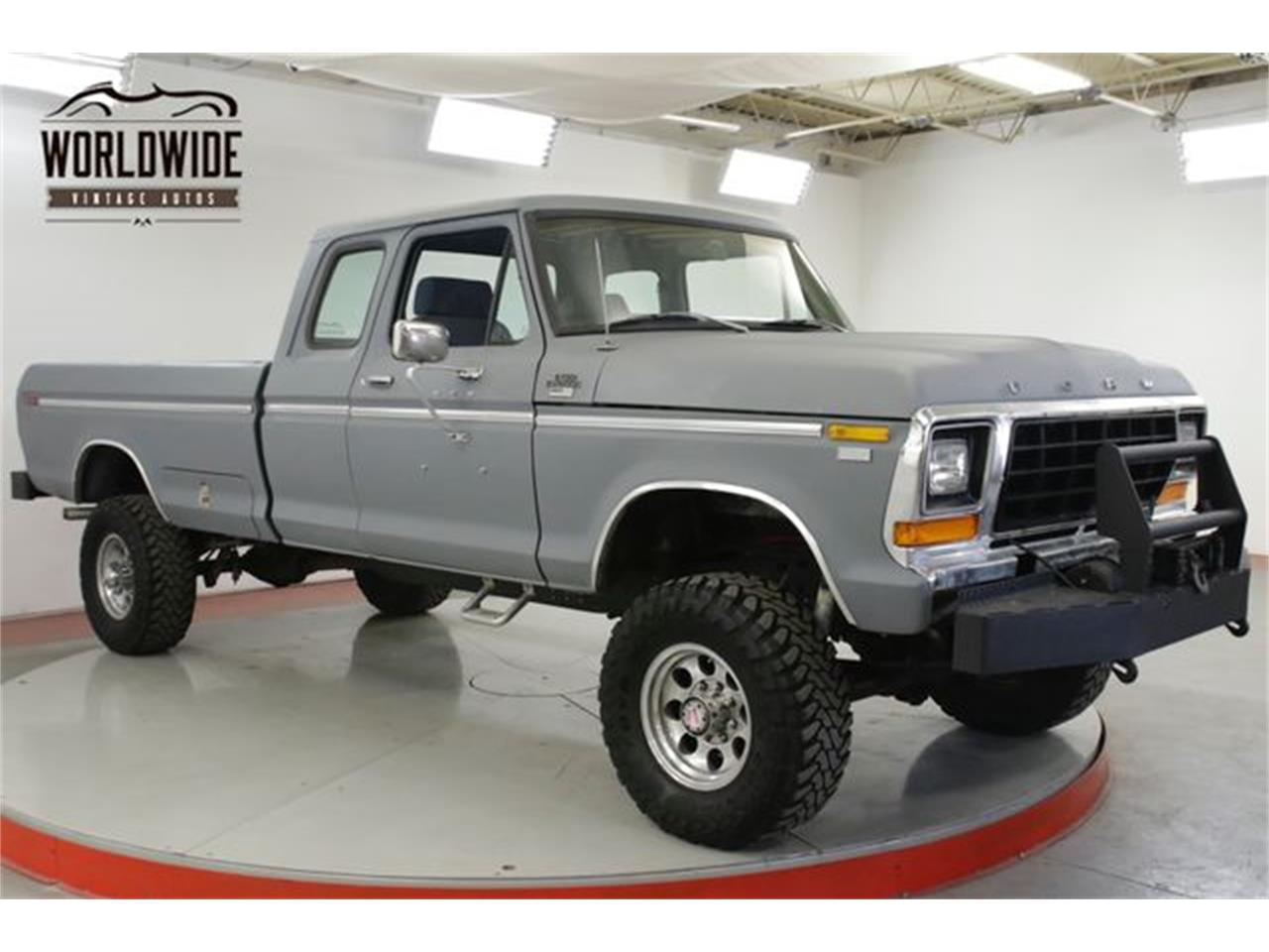 Large Picture of '78 F250 - QW4W