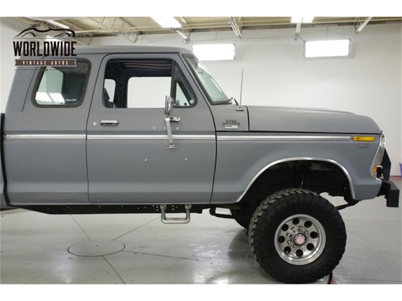 Large Picture of 1978 F250 Offered by Worldwide Vintage Autos - QW4W