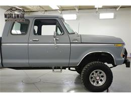 Picture of 1978 F250 located in Denver  Colorado Offered by Worldwide Vintage Autos - QW4W