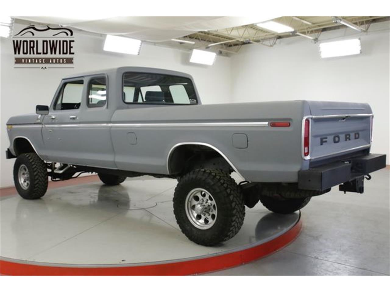 Large Picture of '78 Ford F250 - QW4W