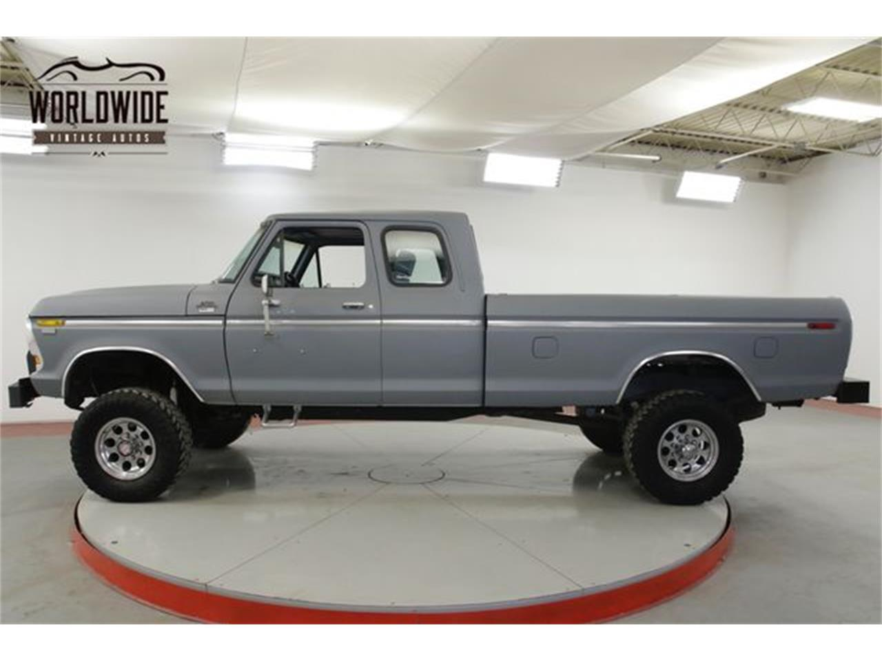 Large Picture of 1978 Ford F250 located in Denver  Colorado - $19,900.00 Offered by Worldwide Vintage Autos - QW4W