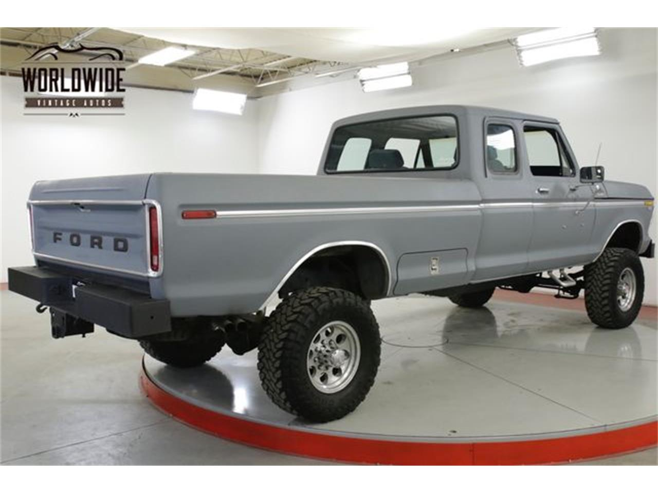 Large Picture of '78 F250 located in Denver  Colorado Offered by Worldwide Vintage Autos - QW4W