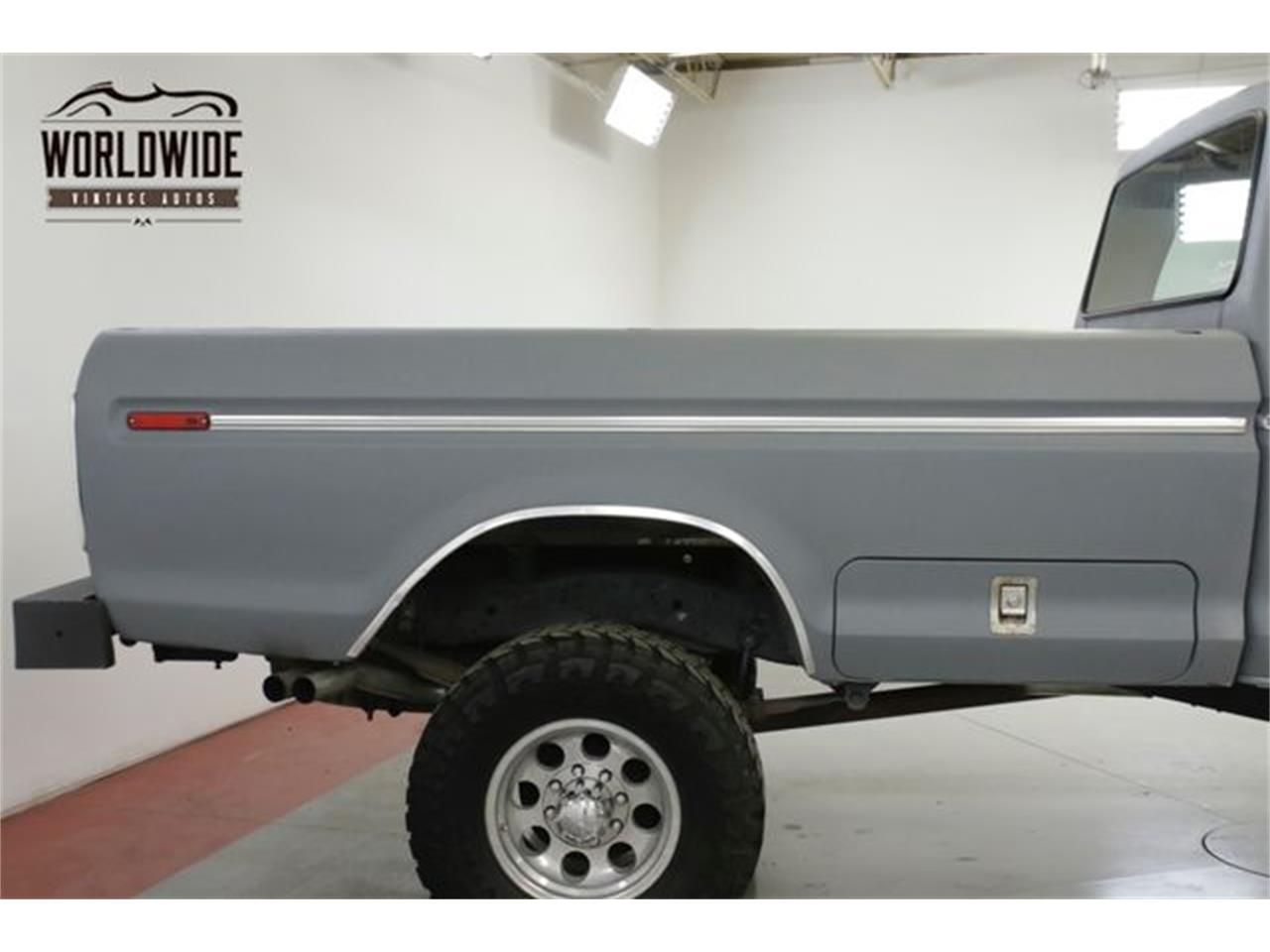 Large Picture of 1978 Ford F250 - QW4W