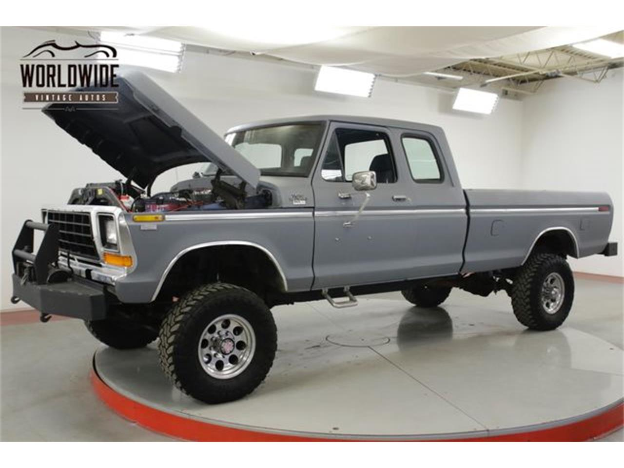 Large Picture of '78 F250 - $19,900.00 - QW4W
