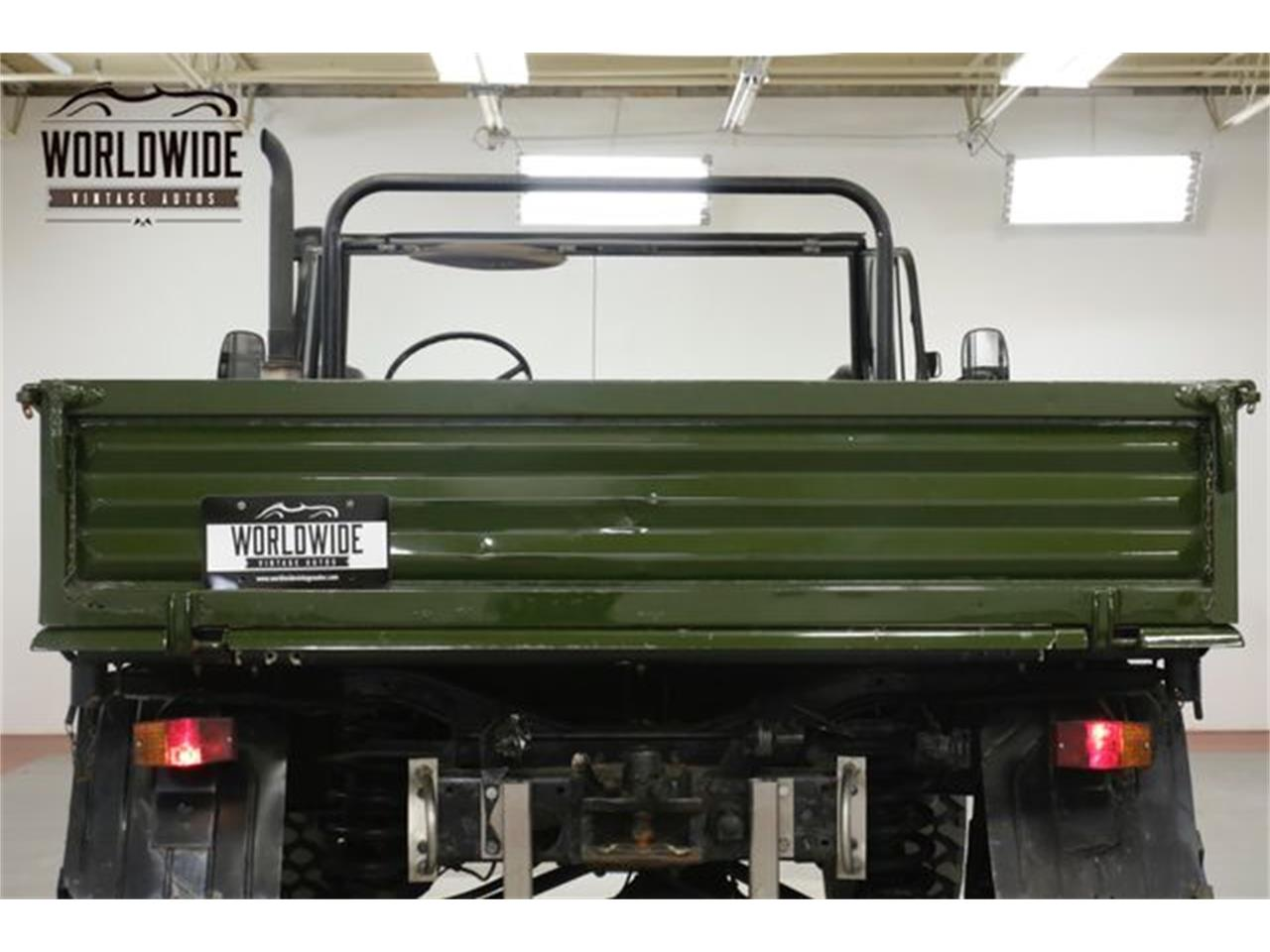 Large Picture of '79 Unimog - QW4Y