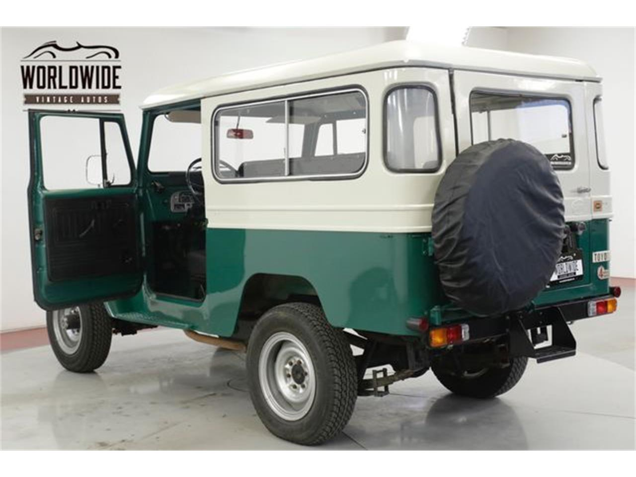 Large Picture of '77 Land Cruiser FJ - QW56