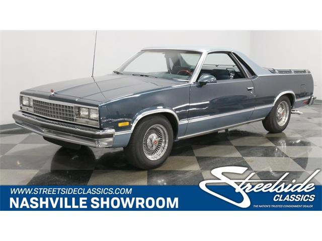 Picture of '87 El Camino located in Lavergne Tennessee - $18,995.00 - QW5I