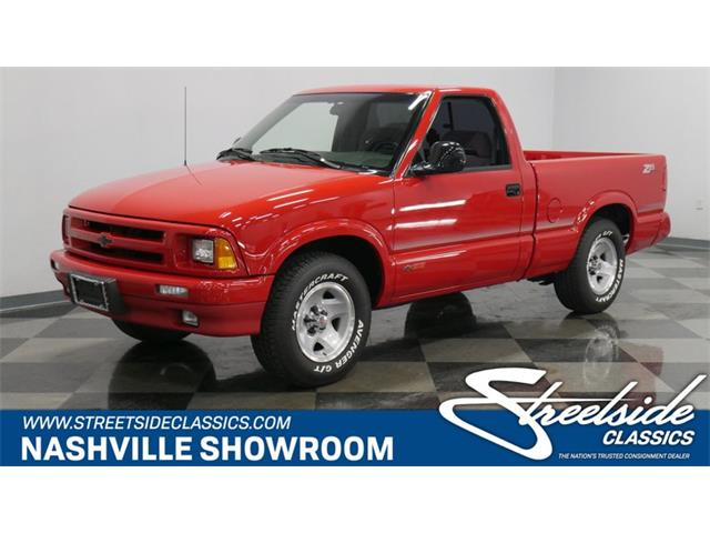 Classic Chevrolet S10 for Sale on ClassicCars com on