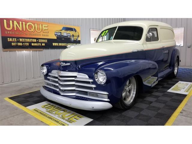 1947 Chevrolet Sedan