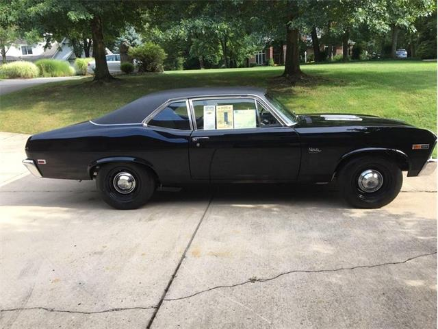 1969 Chevrolet Nova for Sale on ClassicCars com on