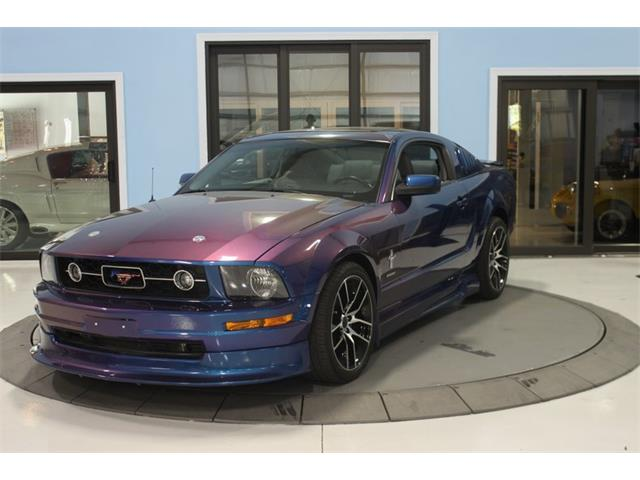 Picture of '07 Mustang - QW6E