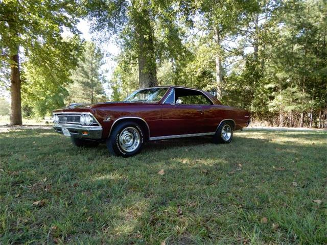 Picture of Classic '66 Chevelle - $42,500.00 - QW6H