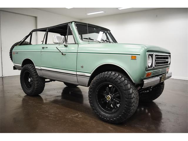 Picture of '78 Scout II - QSVH