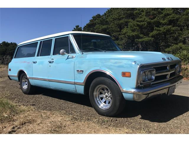 Classic GMC for Sale on ClassicCars com on ClassicCars com