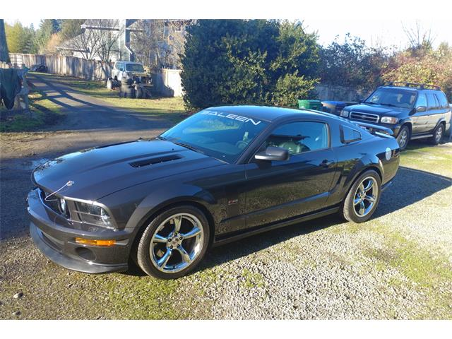 Picture of '08 Mustang - QW7S