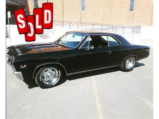 Picture of '67 Chevelle SS - QW89