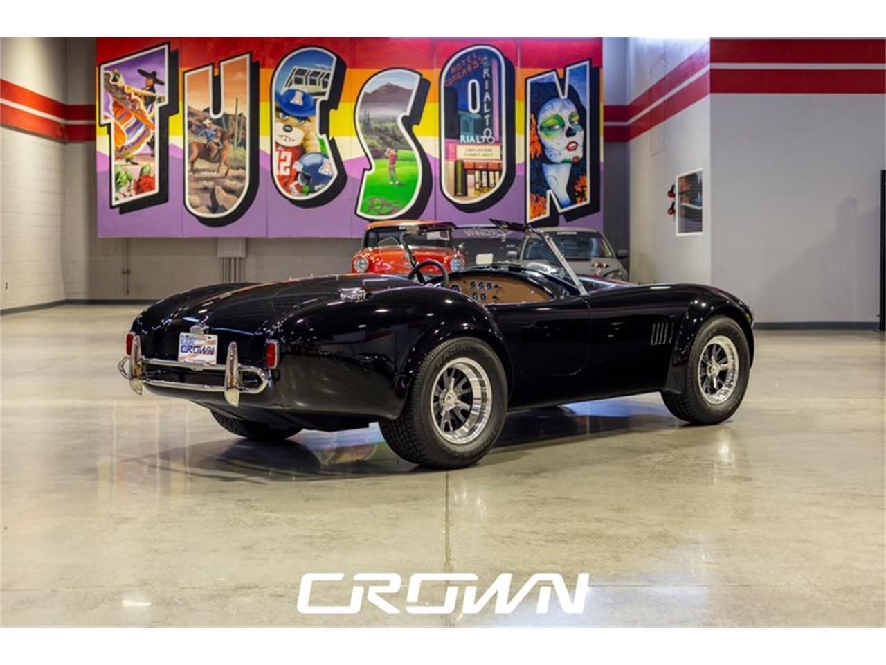 Large Picture of '65 Cobra - QW8Z