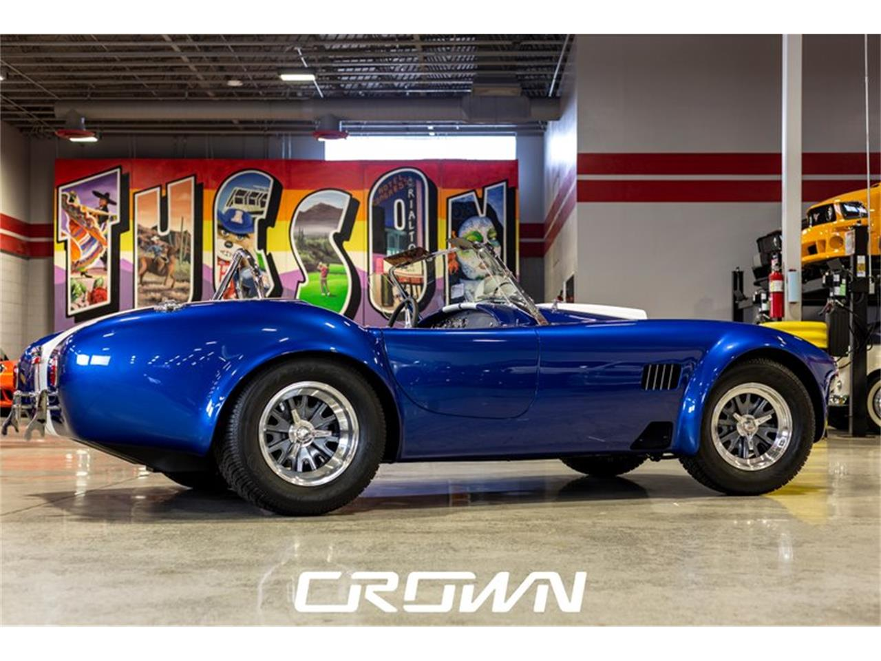 Large Picture of '65 Cobra - QW94