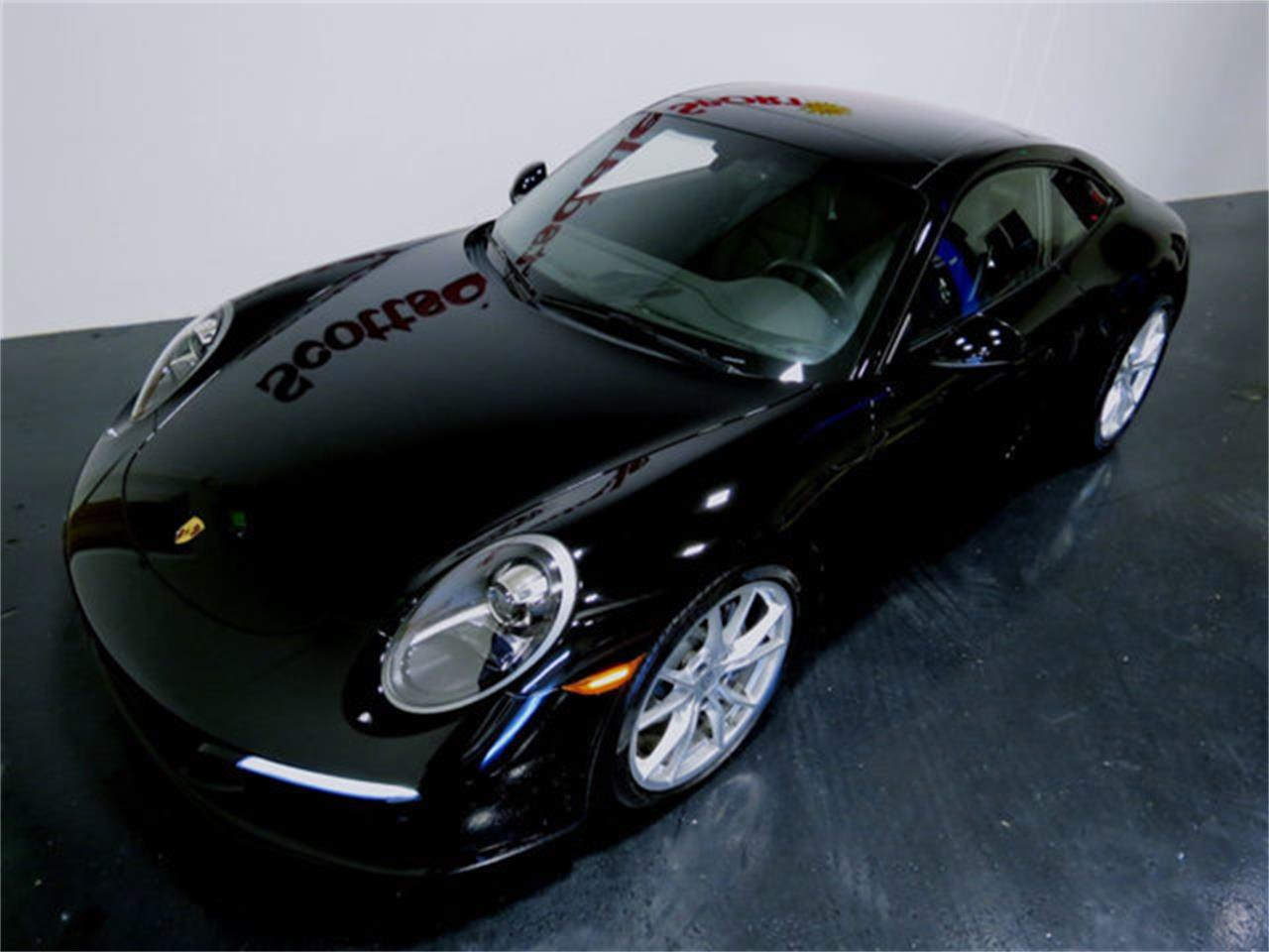 Large Picture of '17 911 Carrera - QW95