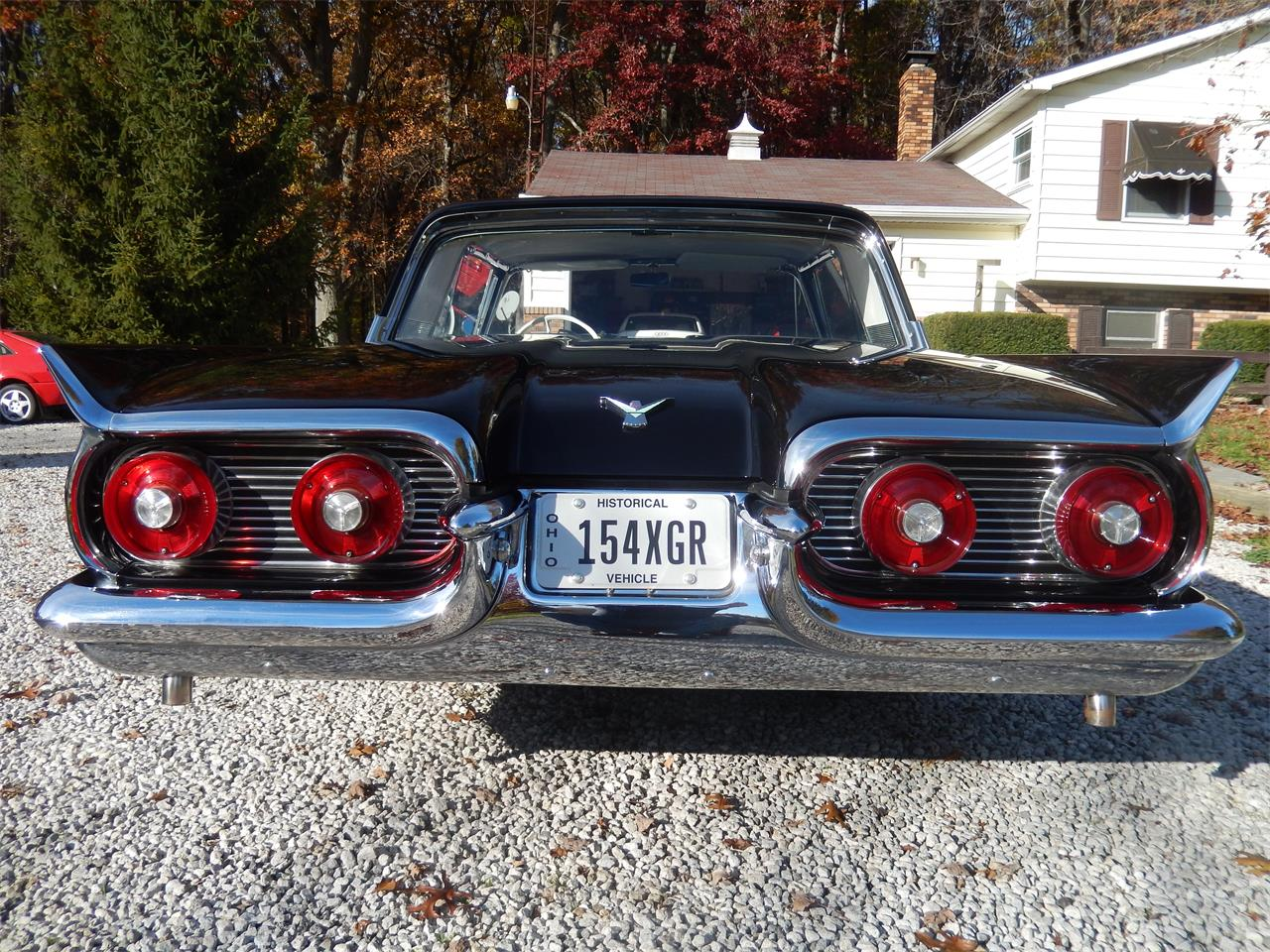 Large Picture of '59 Thunderbird - QW9M