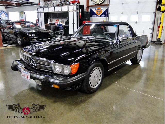 Picture of '86 560SL - QSVS