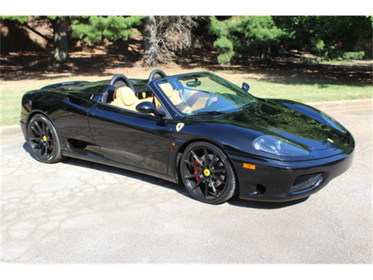 Large Picture of '04 360 Spider - QW9X