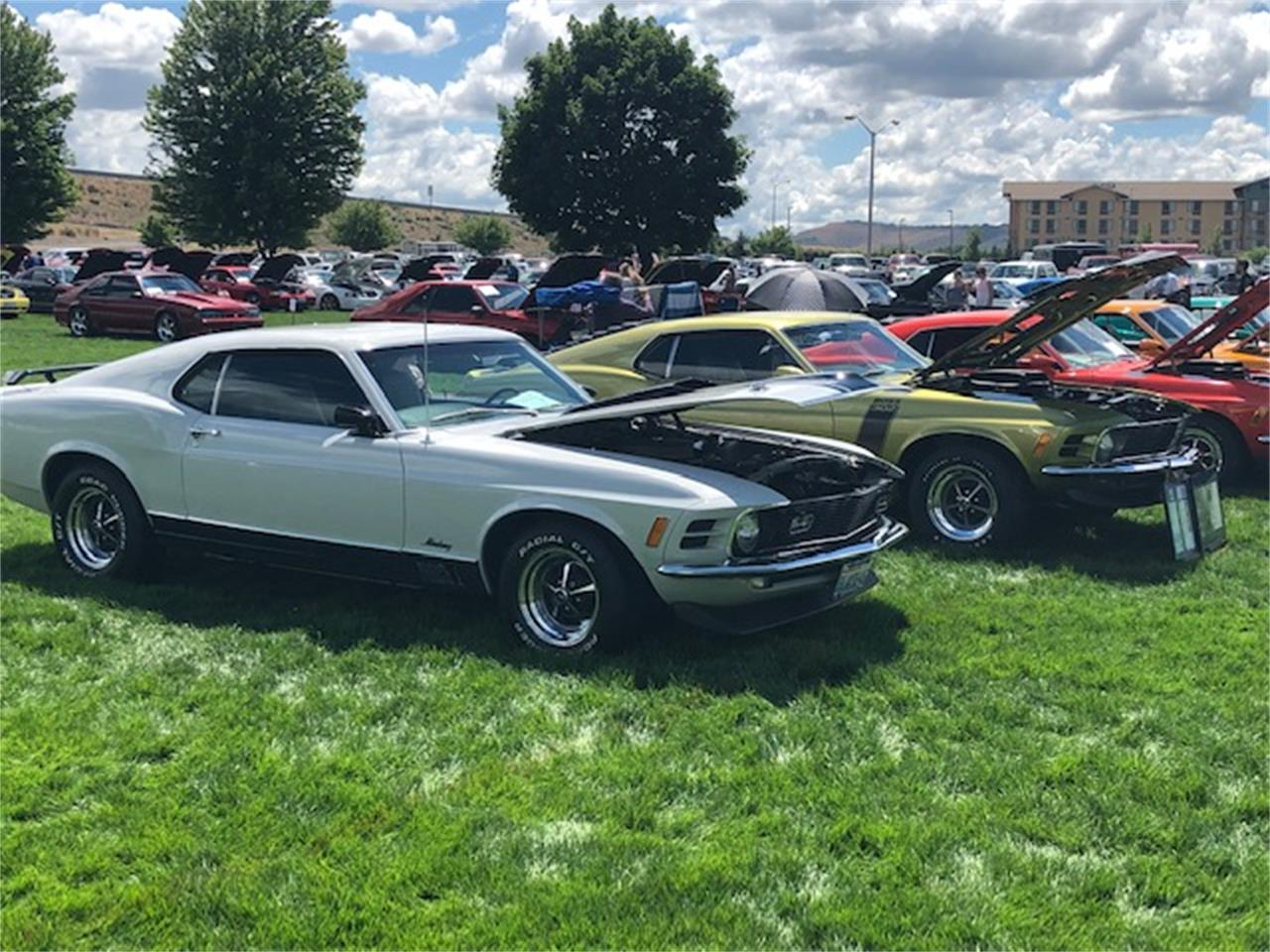 Large Picture of 1970 Ford Mustang Mach 1 Offered by a Private Seller - QWA4