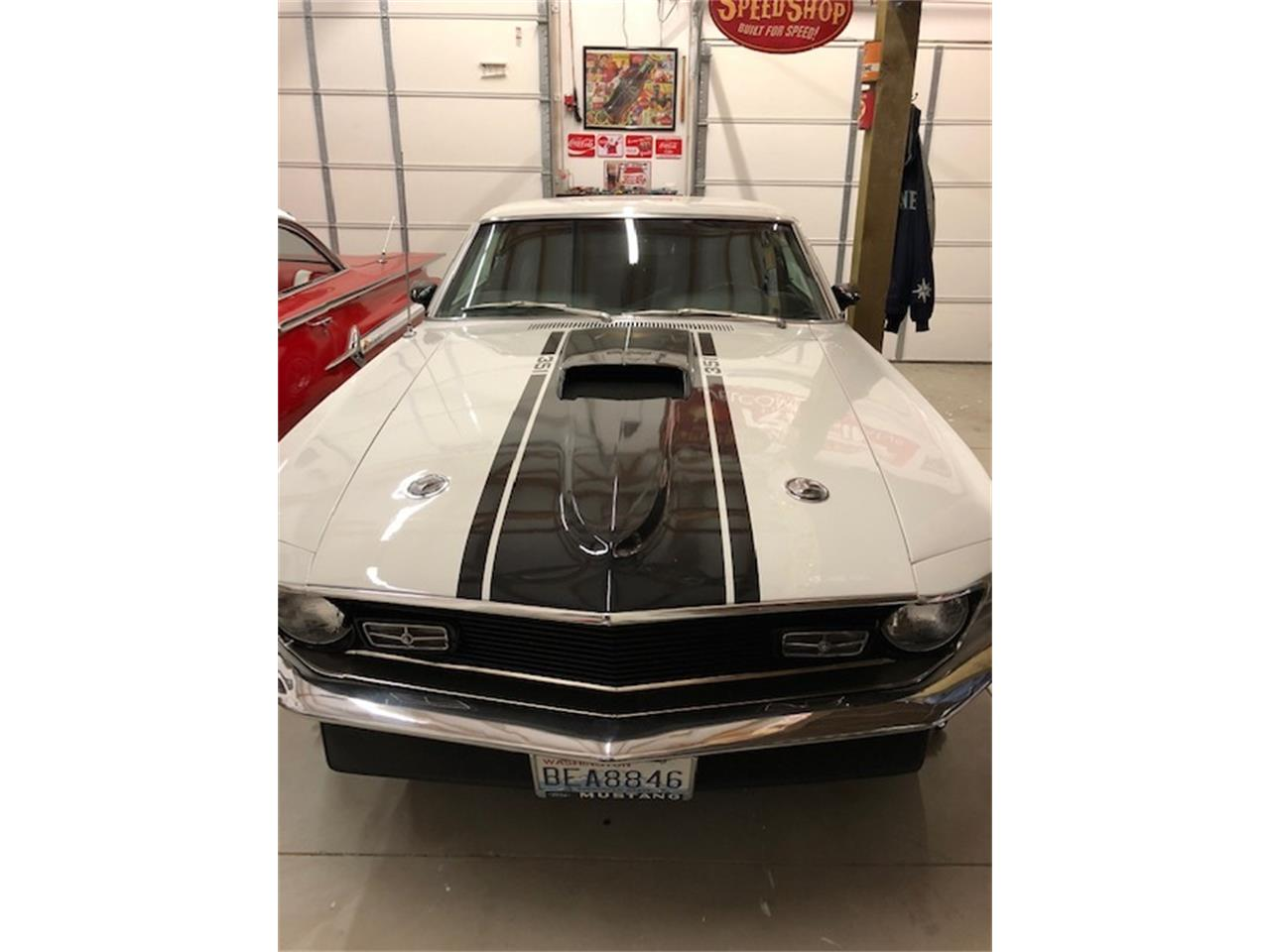 Large Picture of 1970 Mustang Mach 1 located in Othello Washington Offered by a Private Seller - QWA4