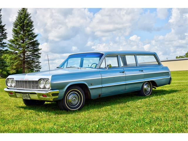 1964 Chevrolet Station Wagon