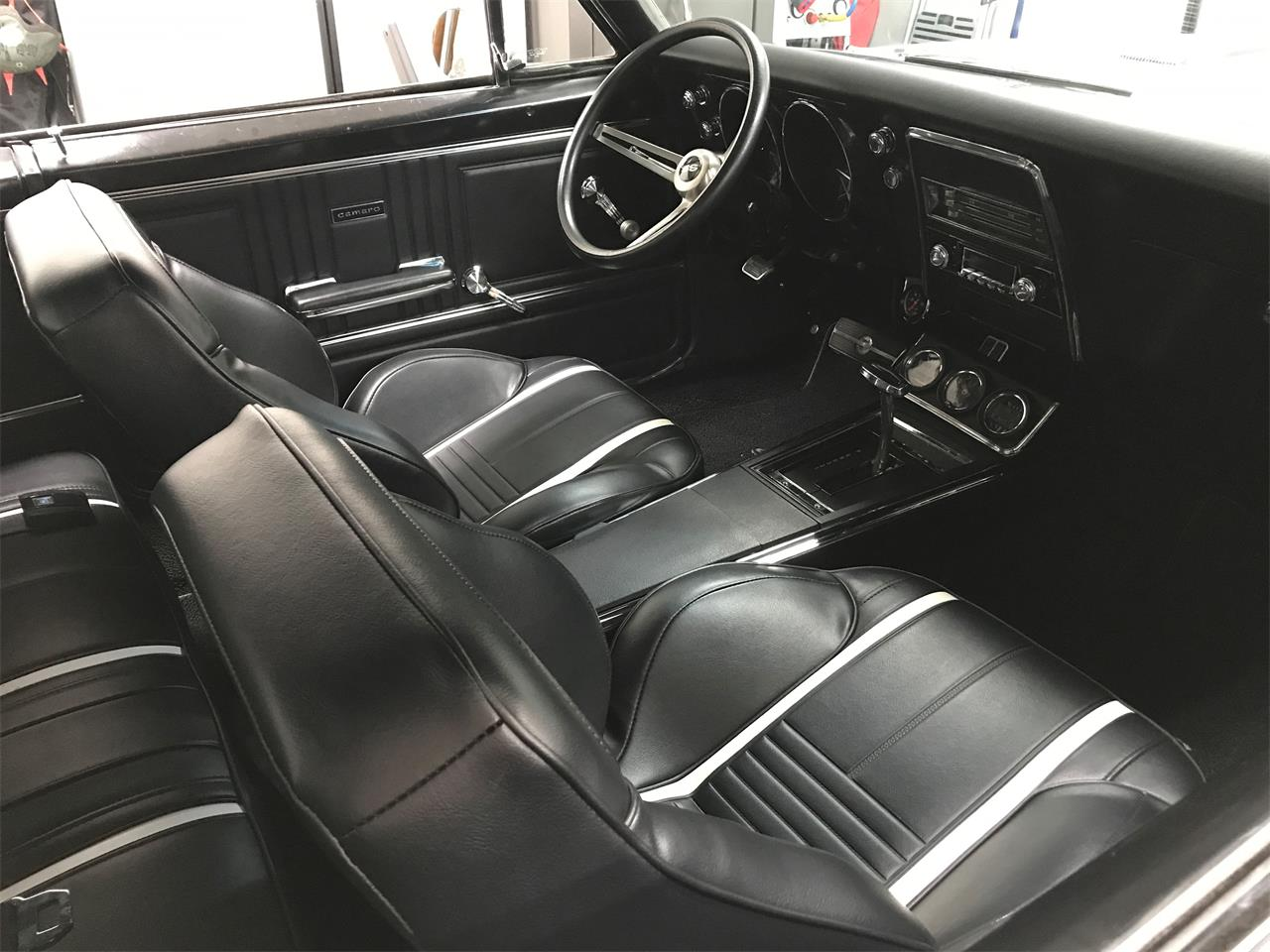 Large Picture of '67 Camaro SS - QWAG