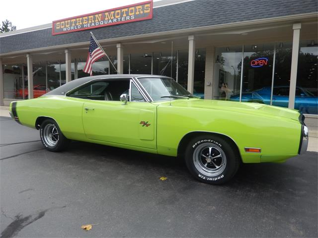 Picture of '70 Charger - QWAI