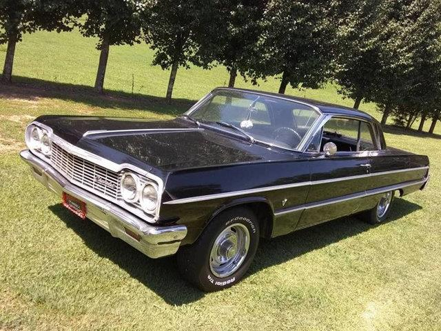 Picture of '64 Impala - QWAN