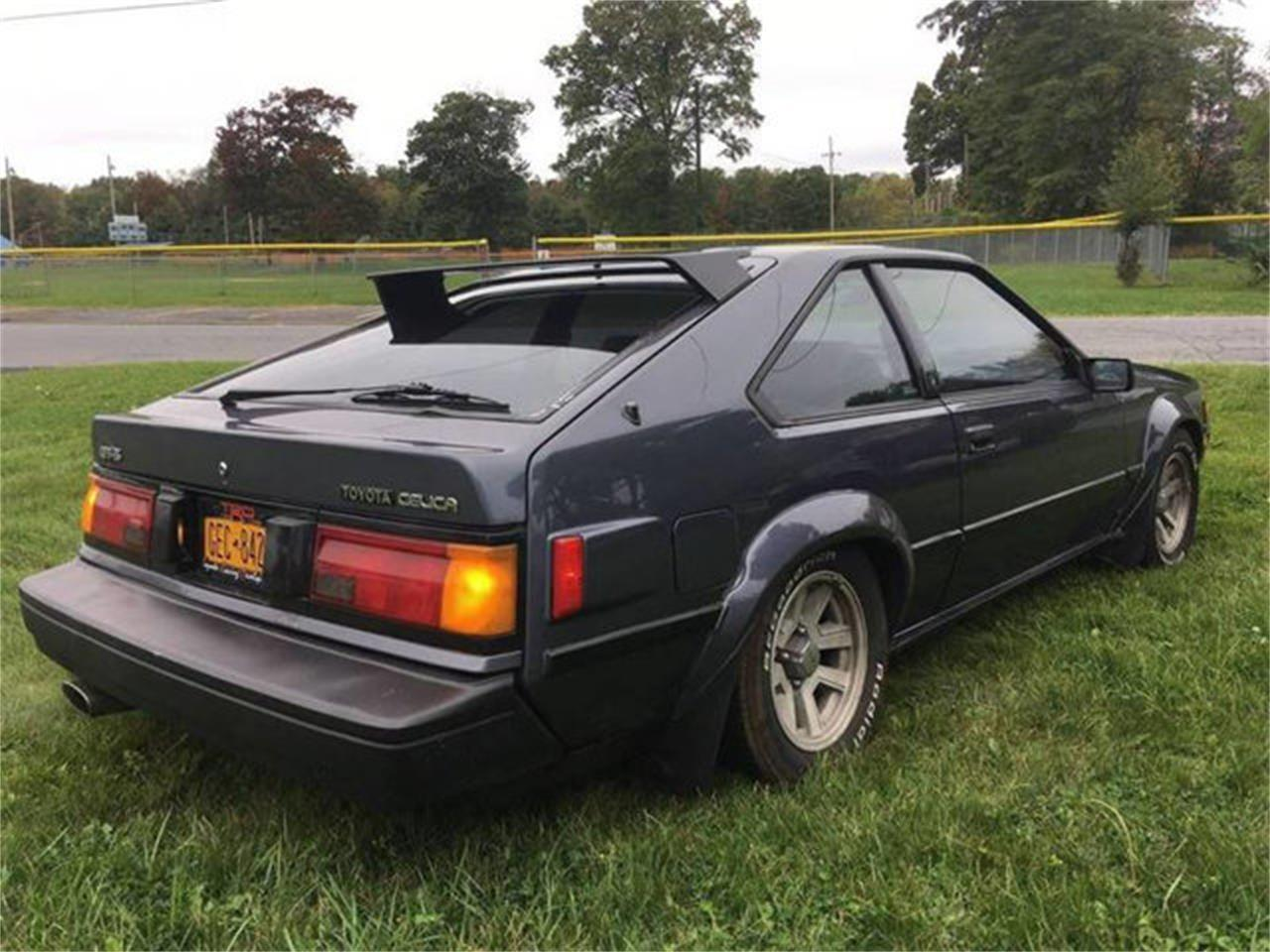 Large Picture of 1985 Toyota Celica located in Long Island New York - $6,000.00 - QWAT