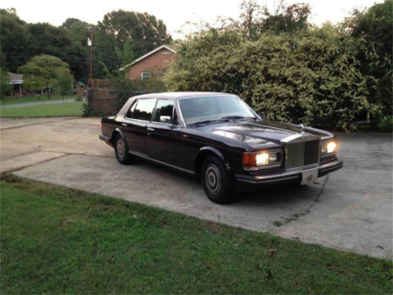 Large Picture of '87 Silver Spur - QWAW