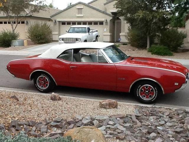1968 Oldsmobile 442 for Sale on ClassicCars com on