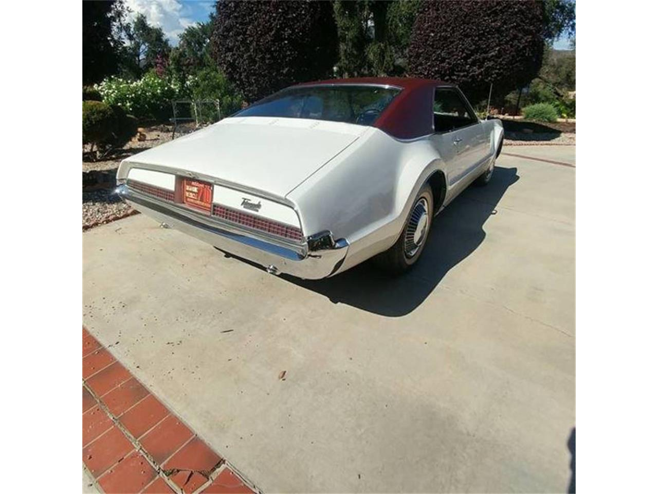 Large Picture of '67 Toronado - QWBT