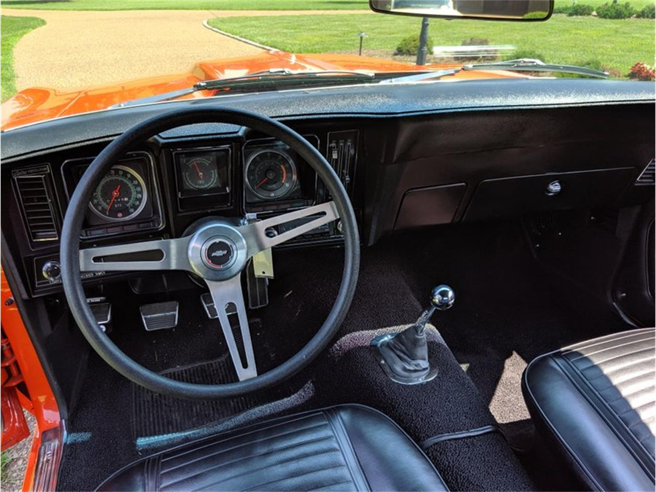 Large Picture of '69 Camaro - QSW0