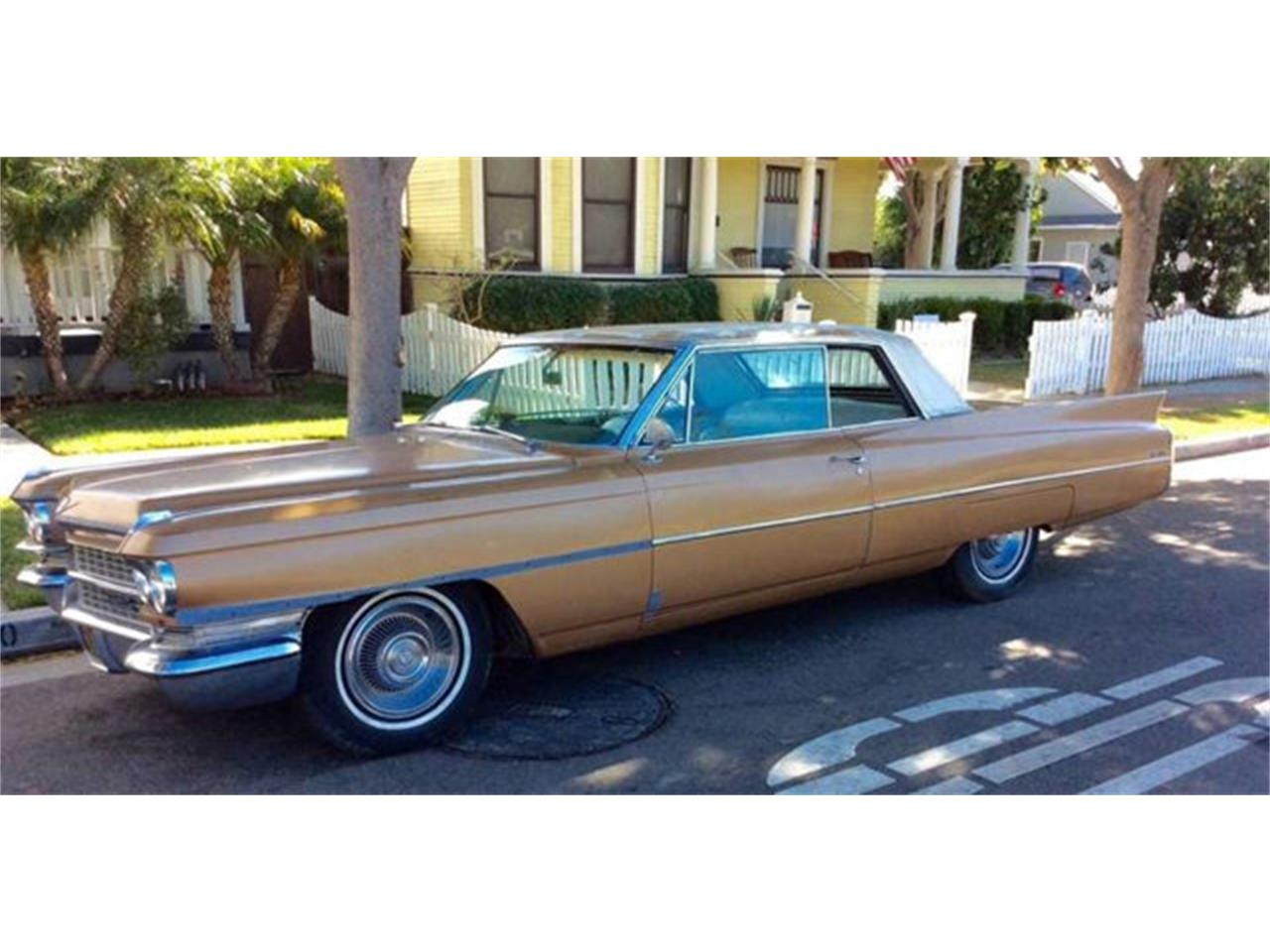 Large Picture of '63 DeVille - QWC0