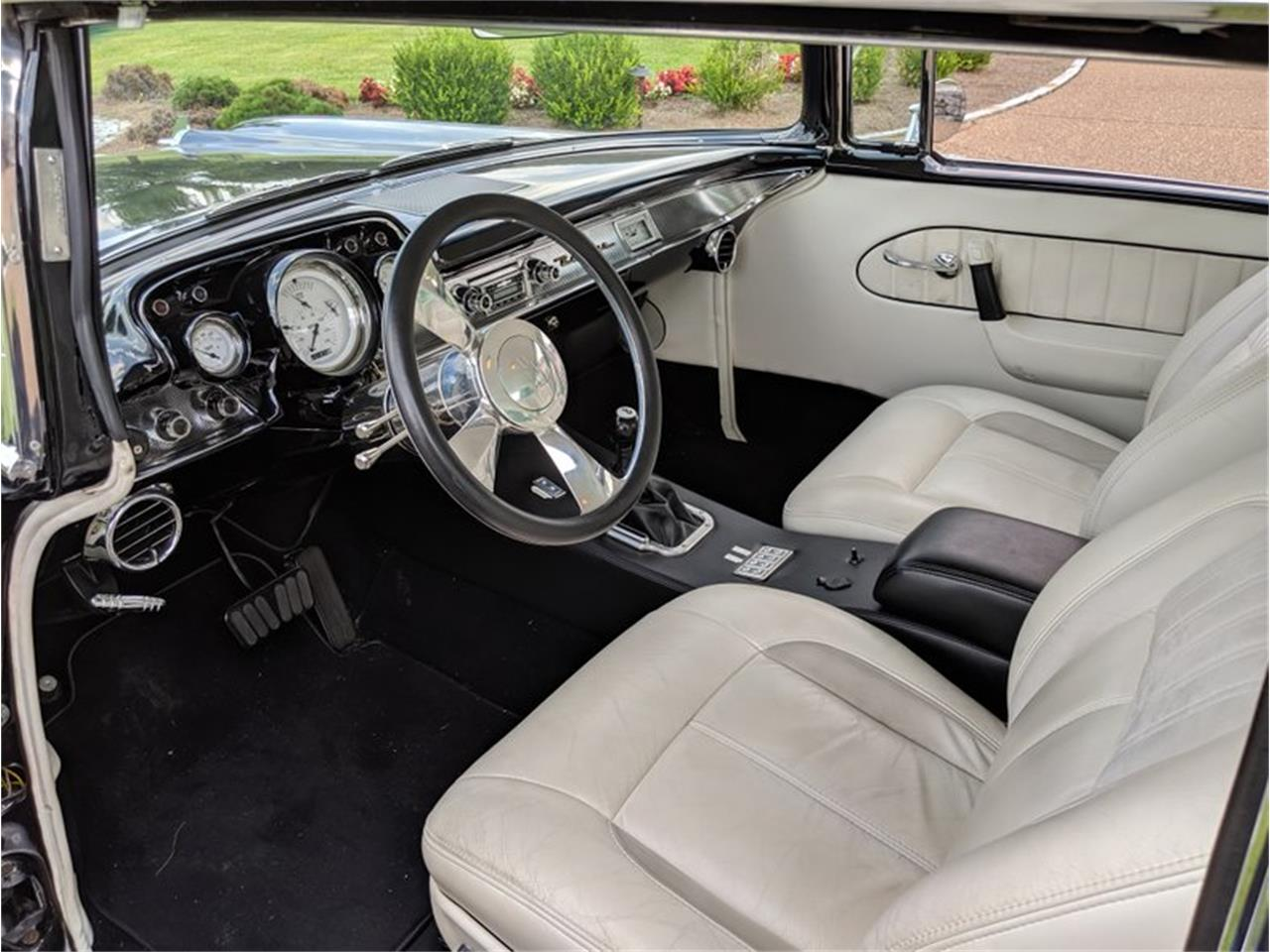 Large Picture of '57 Bel Air - QSW1