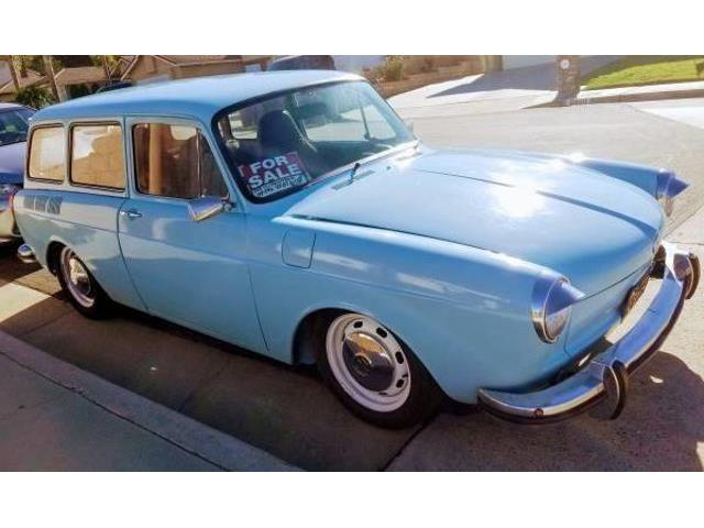 Classic Volkswagen Squareback for Sale on ClassicCars com on