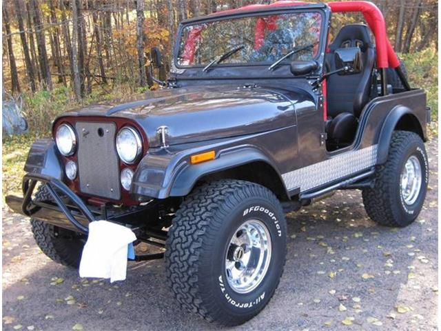 Picture of '75 CJ5 - QWCY