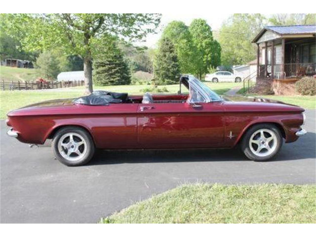 Large Picture of '63 Corvair - QWD4