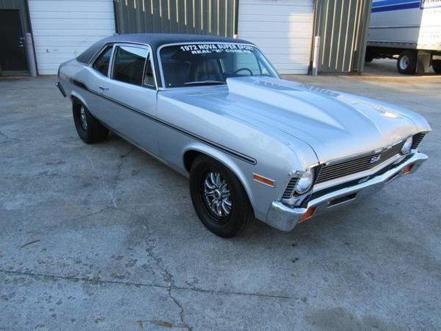 1972 Chevrolet Nova for Sale on ClassicCars com on