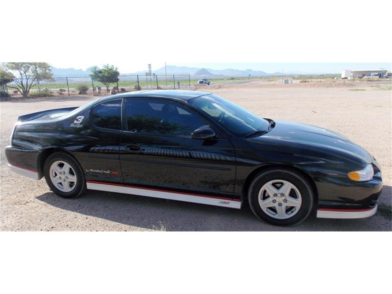 Large Picture of 2002 Chevrolet Monte Carlo SS Intimidator located in AZ - Arizona Offered by Old Iron AZ LLC - QWDS