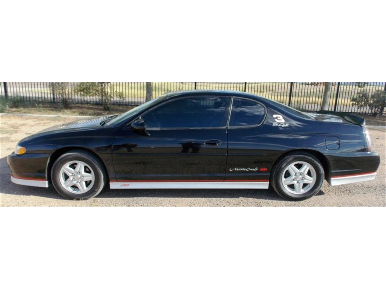 Large Picture of 2002 Monte Carlo SS Intimidator located in AZ - Arizona - $10,500.00 - QWDS
