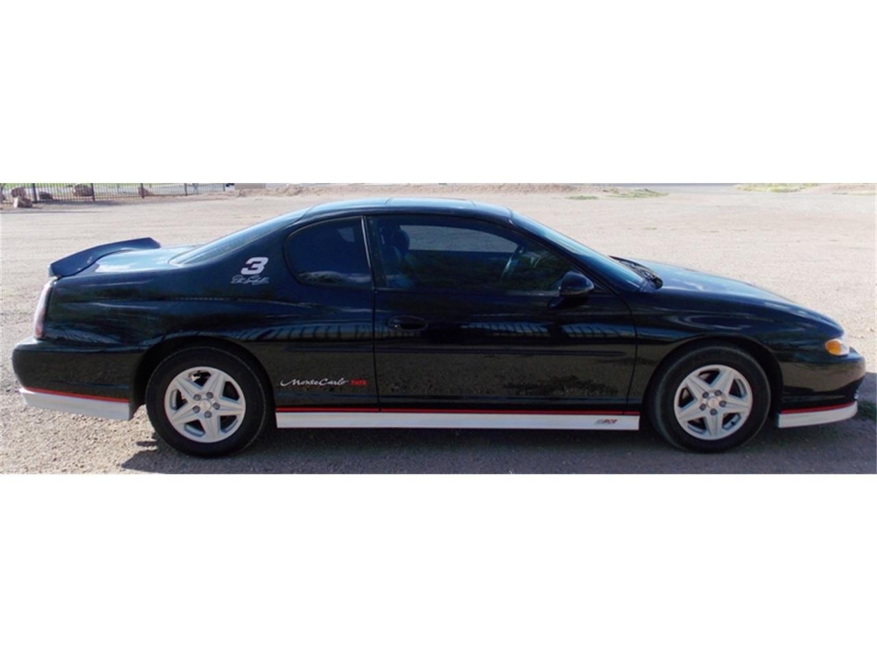 Large Picture of 2002 Chevrolet Monte Carlo SS Intimidator Offered by Old Iron AZ LLC - QWDS