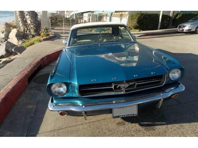 Picture of '64 Mustang - QWDY