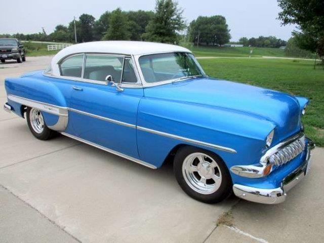 Picture of '54 Chevrolet Bel Air - $39,500.00 Offered by  - QWE2