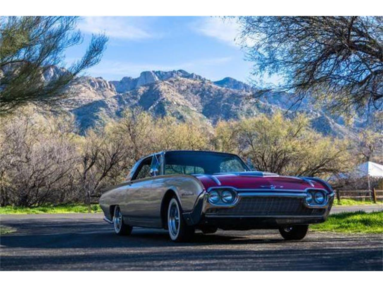 Large Picture of '61 Thunderbird - QWEF