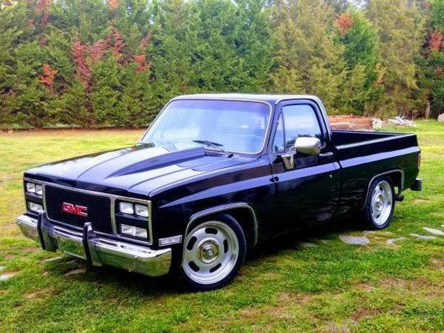 1985 to 1987 GMC Sierra for Sale on ClassicCars com on